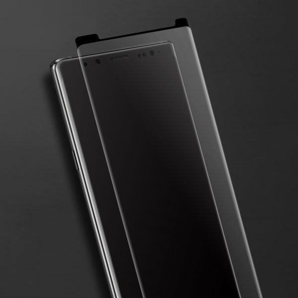 VMAX Samsung Galaxy Note 9 Full Cover 3D Tempered Glass