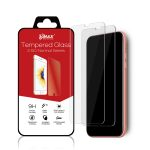 VMAX iPhone XR 2.5D Mobile Phone Tempered Glass Screen Protector