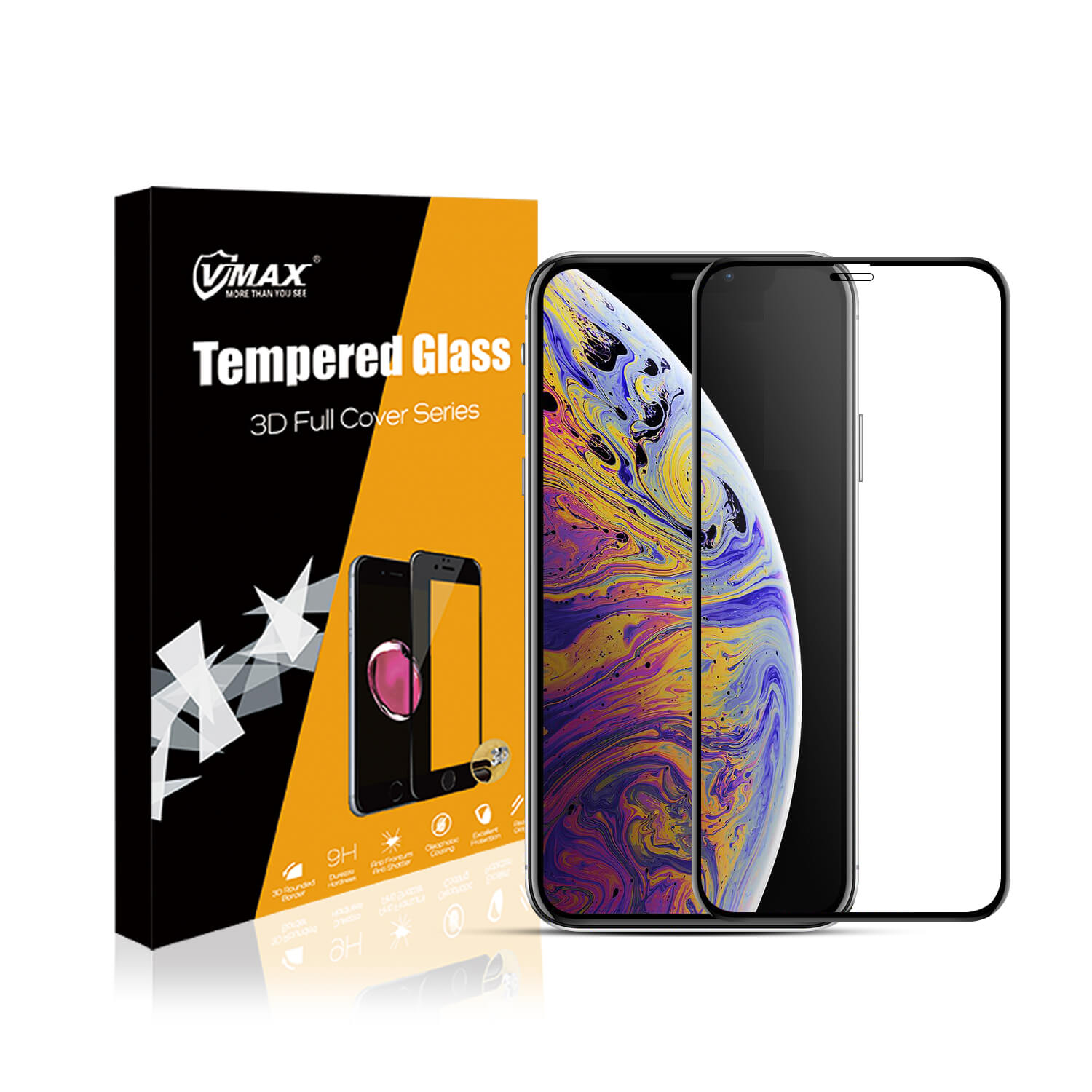 Aliexpress.com : Buy FLOVEME Tempered Glass For iPhone X