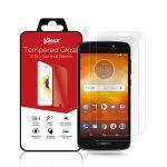 VMAX Motorola Moto E5 play HD Clear Tempered Glass Screen Protector