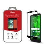 VMAX Moto G6/G6 Plus 2.5D Full Cover Tempered Glass Screen Protector